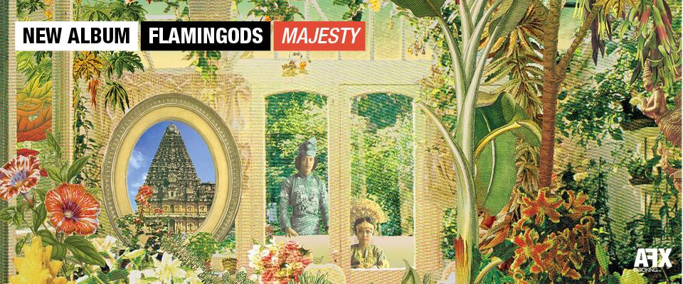 FLAMINGODS : NOUVEL ALBUM «MAJESTY»