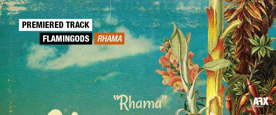 Flamingods - Rhama exclu ID/Vice