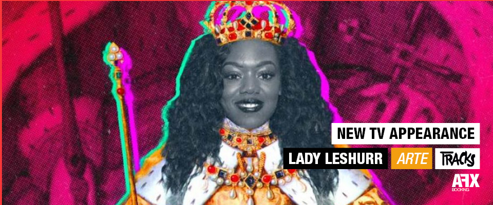 Lady Leshurr - Tracks Arte