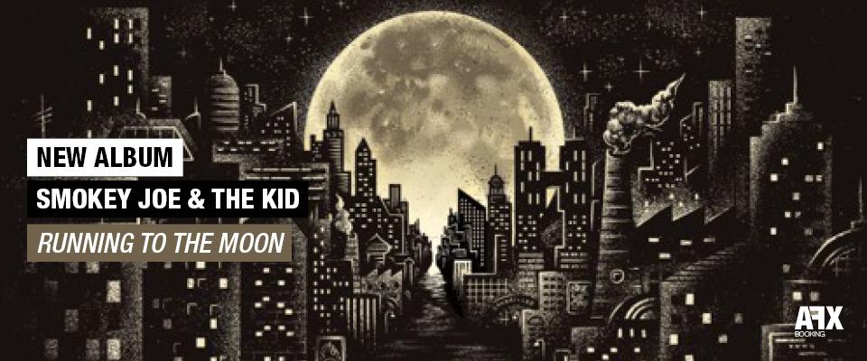 Smokey Joe and the kid - running to the moon