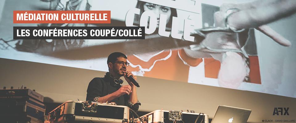 Coupé/Collé Conférences