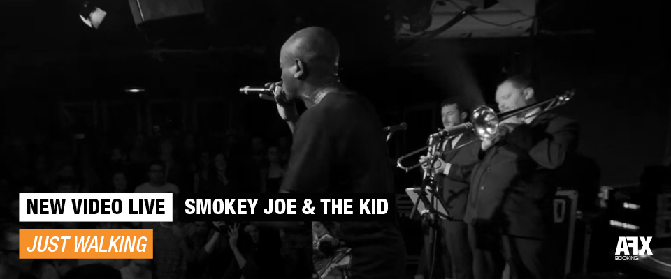 Smokey Joe & The Kid captation New morning