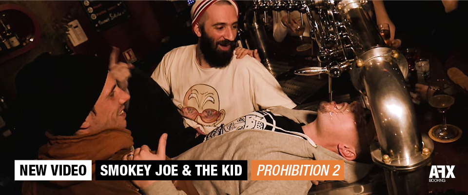 Smokey Joe & The Kid New video Prohibition 2