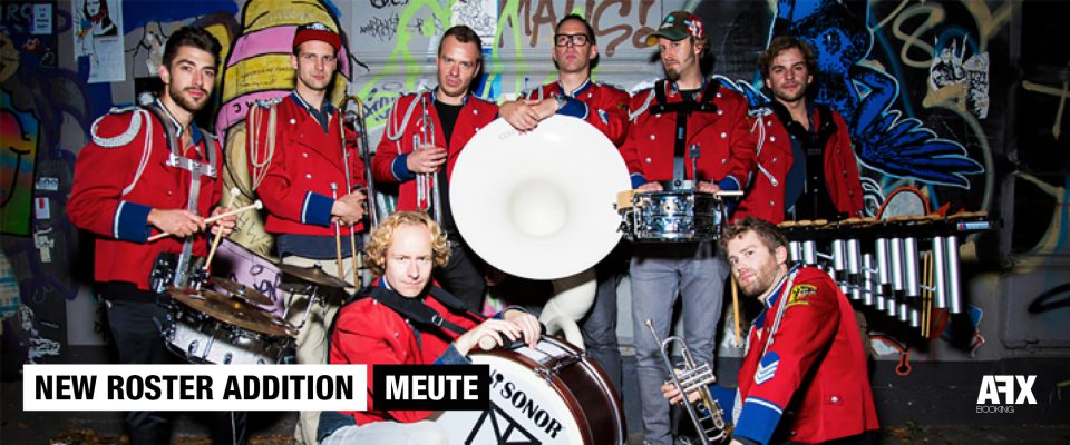 Meute New Roster Addition