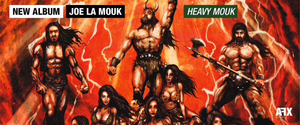 Joe La Mouk - Heavy Mouk