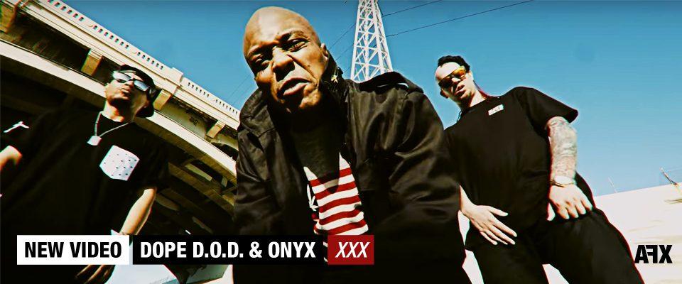 Dope D.O.D. Onyx XXX