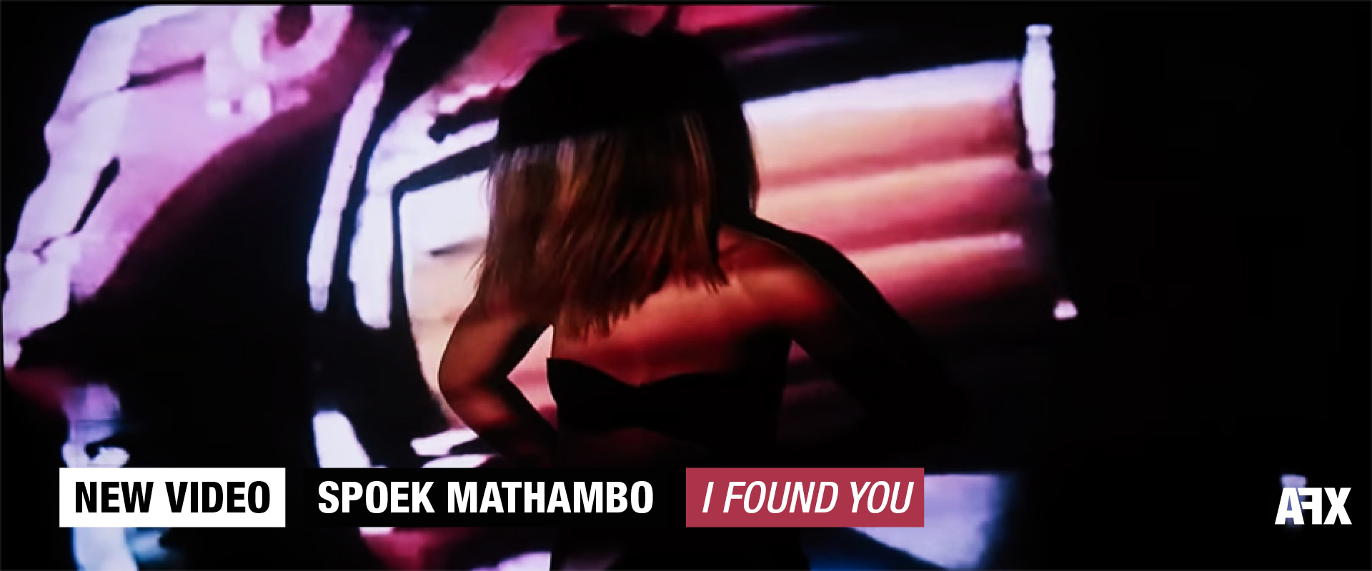 SPOEK MATHAMBO : NOUVEAU CLIP «I FOUND YOU»